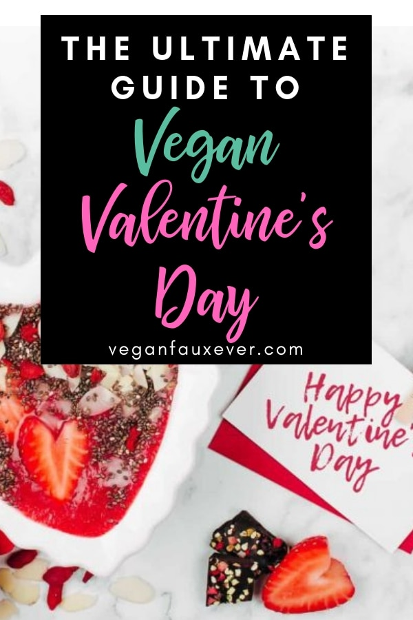 Have the best vegan Valentine's Day ever with these vegan gift ideas for him and her. The ultimate vegan Valentine's Day gift guide is inside.