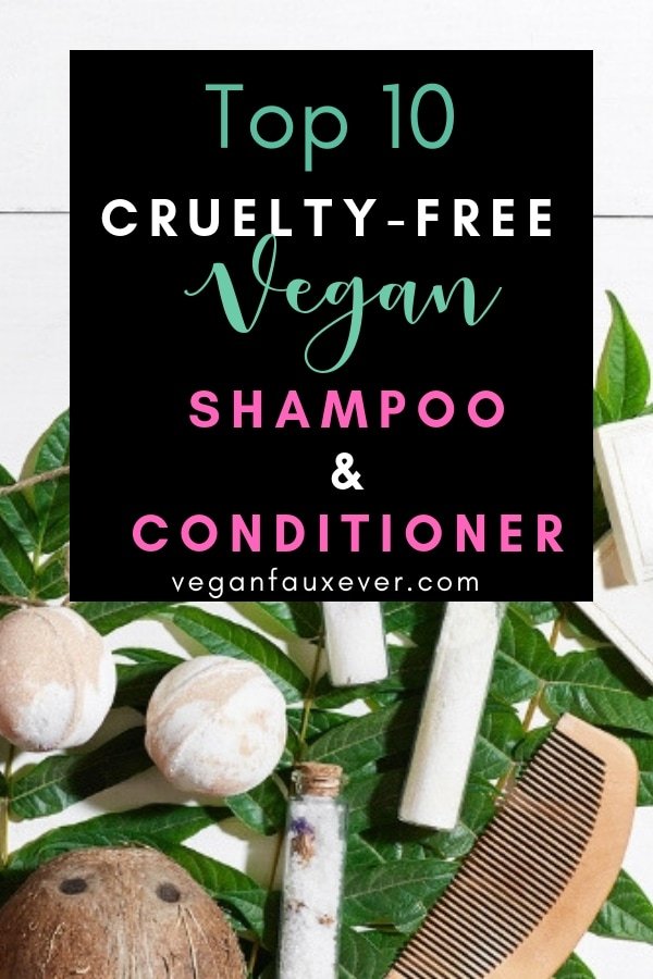 We've tried them all, and these are officially the best cruelty-free vegan shampoo and conditioner products. These are the top 10 vegan hair products.