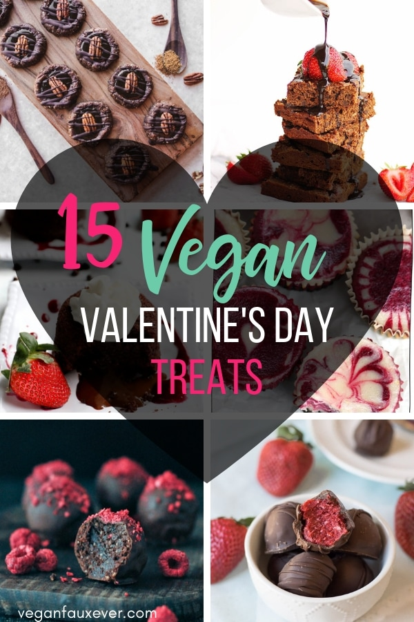 Treat yourself to these vegan Valentine's Day treats regardless of your relationship status! Here are the top 15 romantic vegan recipes that are easy, delicious, and will make your tastebuds swoon!